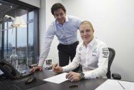 F1: Bottas tagadja a 8 milliós fizetést