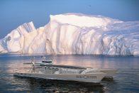 A világ első önellátó hajója indul hatéves világkörüli útra