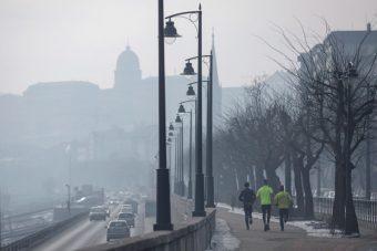 Csökkent a forgalom, de alig javult a levegőminőség