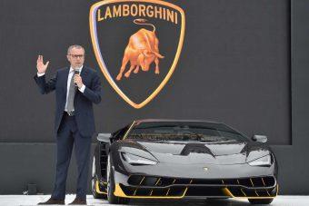 Az olcsóbb Forma-1 érdekelné a Lamborghinit