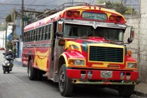 Csirkebuszként élednek újjá az amerikai iskolabuszok