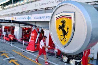 F1: Kiszivárgott az új Ferrari neve