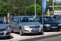 Használt autók 1,5 millió forint körül
