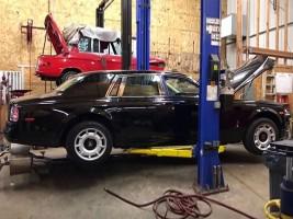 Rolls-Royce Phantomot így még nem hallottál
