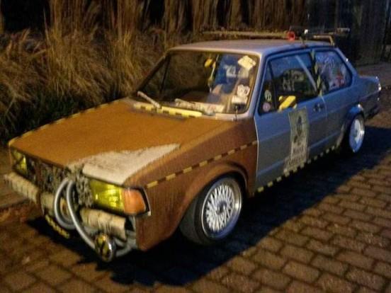 A csapat kakukktojása lehet a rat stílusú VW