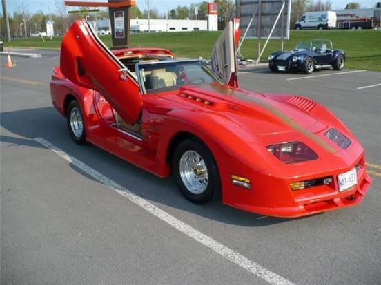 C3-as Corvette ilyen rosszul talán még nem érezte magát soha