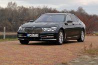 Teszt: BMW 750Li xDrive Individual