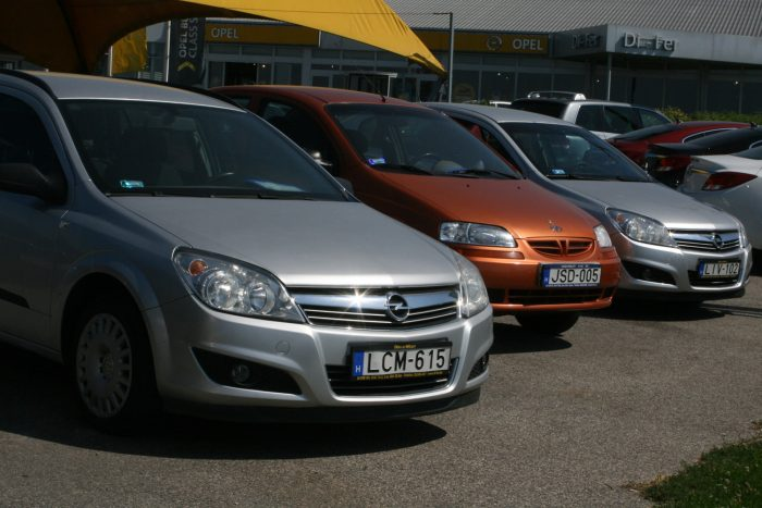 Alkatrészárban verhetetlen az Opel Astra H, nagy a véálaszték, nyomottak az árak