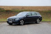Teszt: Mercedes-Benz E 220d T-modell