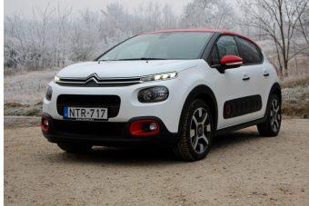 Ime az új Citroën C3, ami nem csak feltűnő