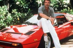 70 millióért a tiéd lehet Magnum Ferrarija