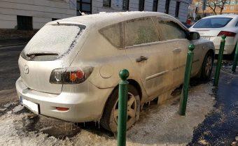 Régóta nem büntettek így autóst Budapesten