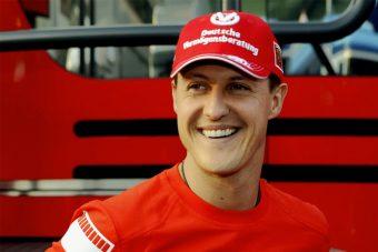 F1: Schumi előtt tiszteleg Vettel Kínában