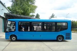 Már rendben működnek a BKV elektromos buszai