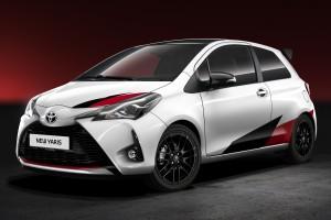 210 lóerős Toyota Yaris közeleg!