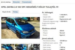 """Önmagát figurázta ki egy magyar """"autónepper"""""""