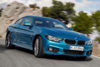 Megújult a BMW 4 modellcsalád