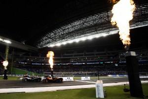 F1: Durva baleset a gálaversenyen – videó