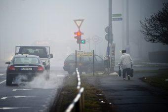 Megszűnt a szmogriadó Budapesten