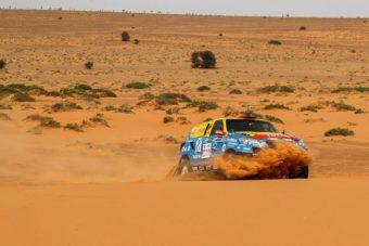 Africa Race: Szalayéknak megint ásniuk kellett
