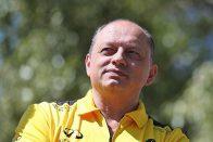 F1: Távozott a Renault csapatfőnöke