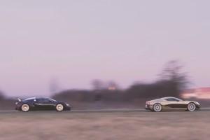 Horvát villanyautó verte el a Bugatti Veyront