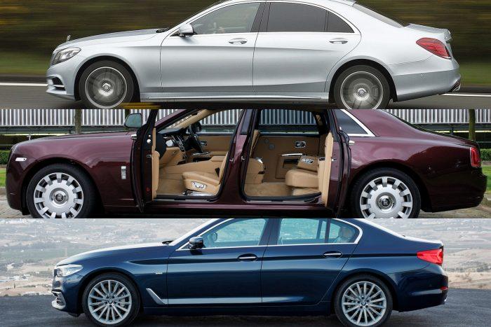 Luxusautó: irreális egy kalap alá venni a BMW 5-öst, a nyújtott tengelytávú Mercedes S-osztályt és a szintén nyújtott Rolly-Royce Ghost-ot. De hát ilyenek a szabályok. A végső győztest még nem áruljuk el, mert az év abszolút első helye is az övé lett.