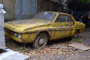 Ez lehetett volna az orosz Porsche