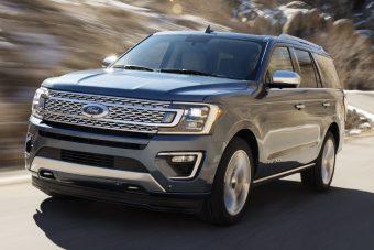 Ford Expedition: nagycsaládos felfedezőknek
