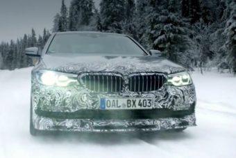 Beelőzi a BMW M5-öt az Alpina B5!