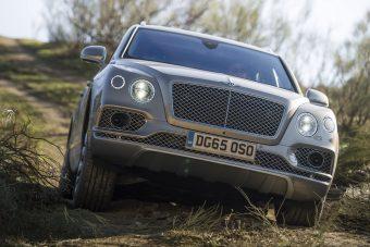 Kis elektromos terepjárót építene a Bentley