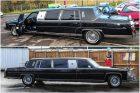 Eladó Trump limuzinja!