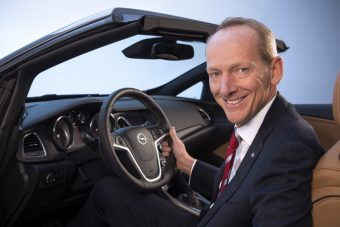 A PSA-fúzió előtt lemondott az Opel vezérigazgatója
