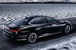 LS 500h: márciusban jön a Lexus hibrid zászlóshajója