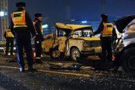 Megrázó fotókon az Üllői úti halálos baleset