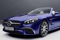 Színes roadsterekkel várja a tavaszt a Mercedes