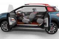 Citroën C-Aircross: városi crossover franciául