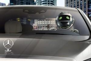 A Mercedes is beszáll az Uber robotautó-projektjébe