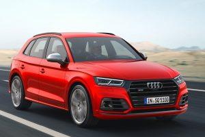 Brutális sportterepjárókban gondolkodik az Audi
