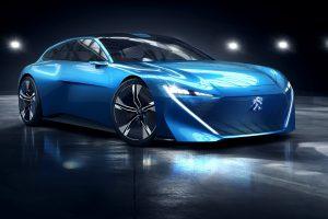 Peugeot Instinct: Tanulékony kombikupé