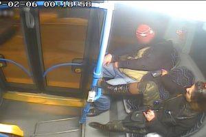Aljas lopás a zuglói buszon, ezt a nőt keresik