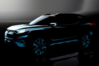 SsangYong XAVL: új szabadidőjármű Koreából