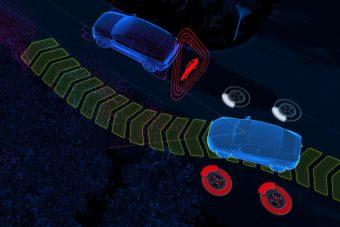 Elkormányoz, ha veszélyt szimatol a Volvo új szabadidőjárműve