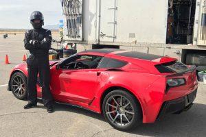 Elkészült a kombi Corvette