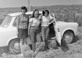 Régi magyar fotók a Trabantok korából