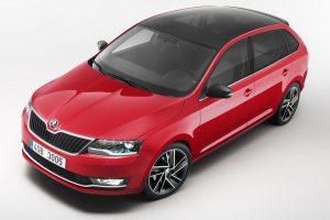 Kívül-belül megújult a Škoda Rapid