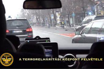 Az év akciófilmje: így vigyázott a TEK Putyinra