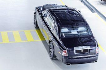 Véget ért a Rolls-Royce Phantom gyártása