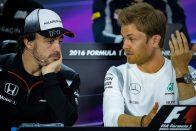 Rosberg: Alonso dobogóra állhat idén