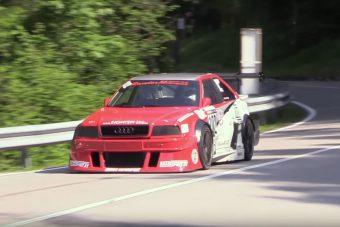 Hétindító szimfónia: Audi S2-R Quattro